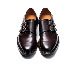 Gucci +Double Monk Strap