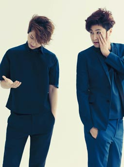EXCLUSIVE! 東方神起