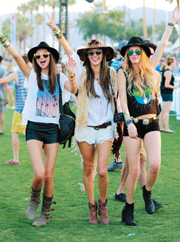 COACHELLA FEVER!