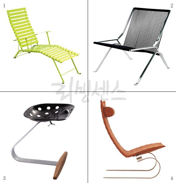 의자 하나 바꿨을 뿐인데… - 리빙센스:DECO & ITEM