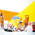 follow!  sun care 3 step