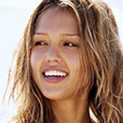 jessica alba of into the blue