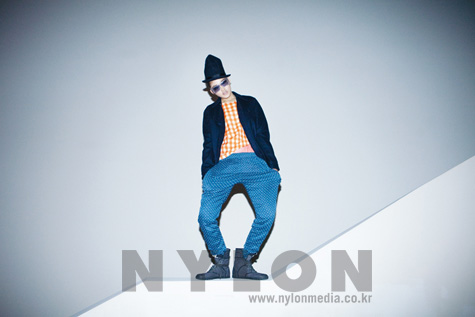 The Nylon Stairs The 28